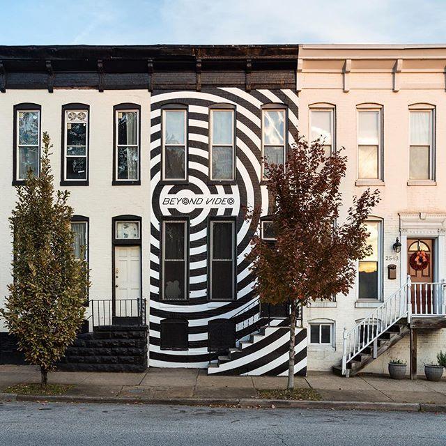 post typography exterior